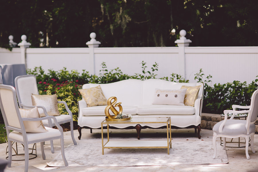 Phenomenal Classic Ivory Vintage Sofa Chairs And Gold Cushions For Machost Co Dining Chair Design Ideas Machostcouk