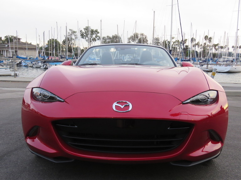 2016 Mazda Miata Grand Touring Review