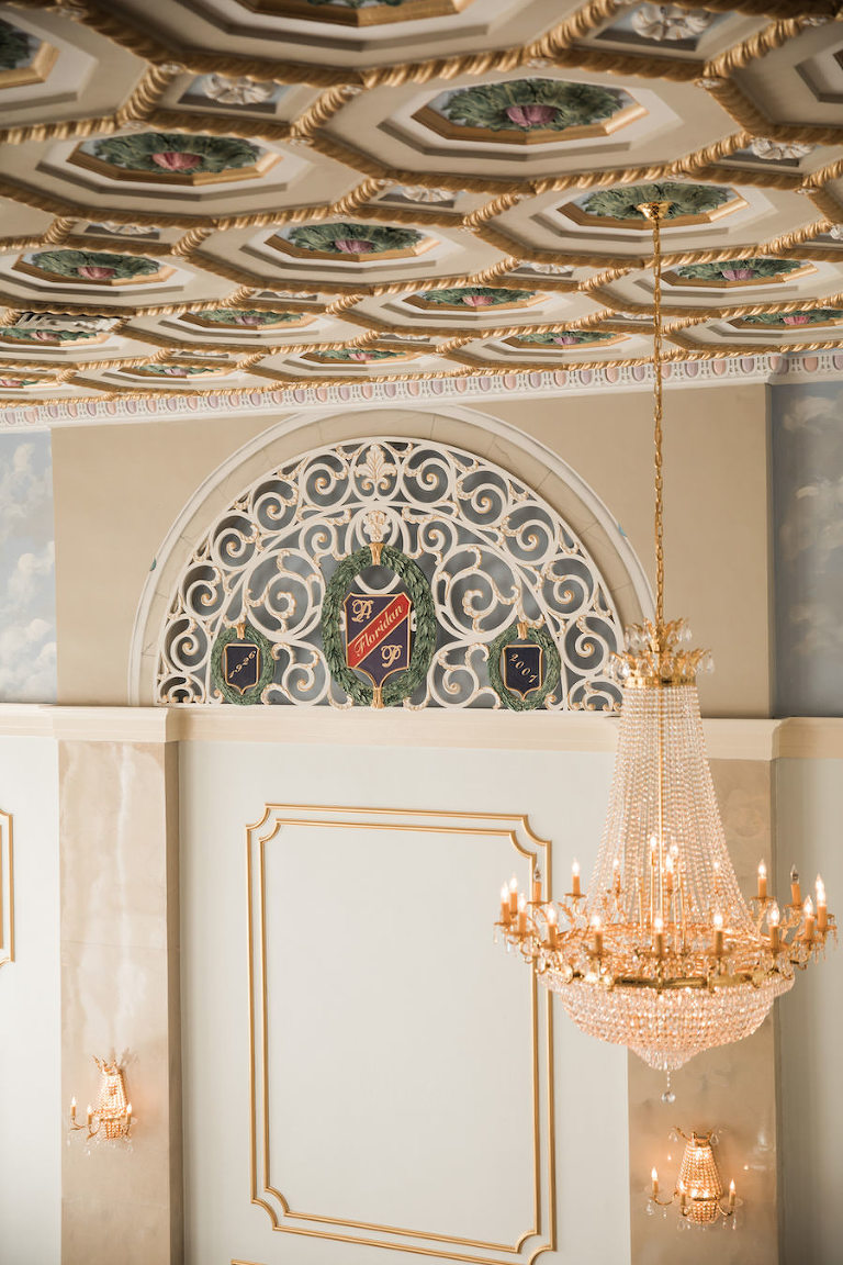 Downtown Tampa Historic Hotel Wedding Venue The Floridian Palace