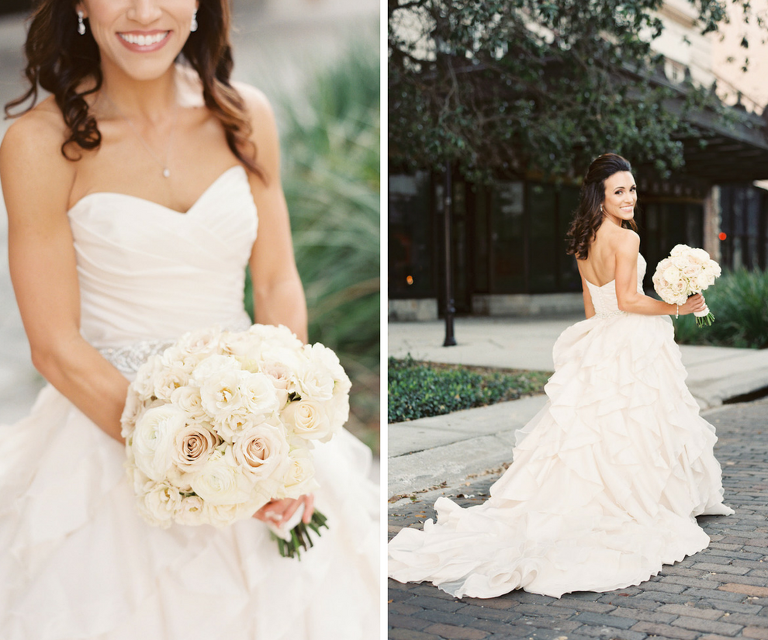 Wedding Gowns Tampa: Downtown Tampa Ballroom Wedding Inspiration: Floridan