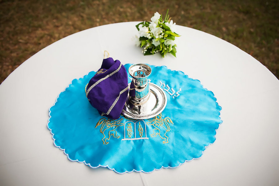 Jewish Wedding Ceremony Tradition