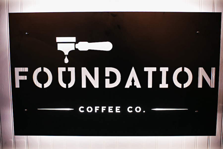 Foundation Coffee Cart | Tampa Bay Wedding Catering and Drinks
