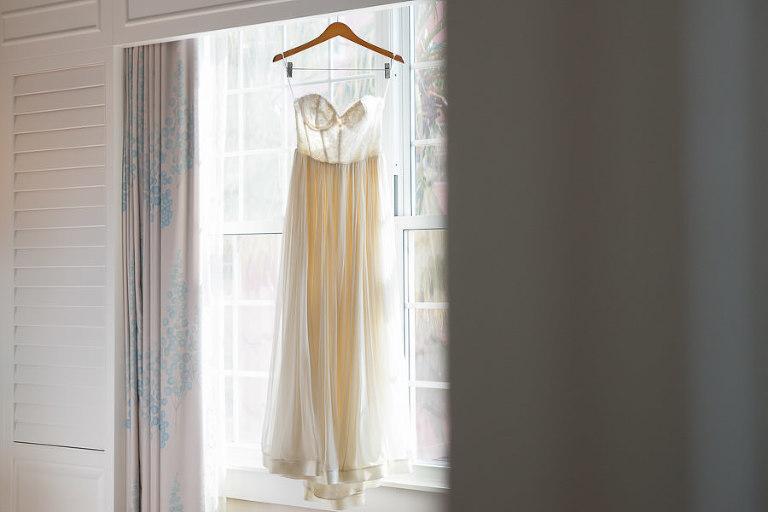 Sweetheart Sheath Wedding Dress by Designer Leanne Marshall, Samantha Gown