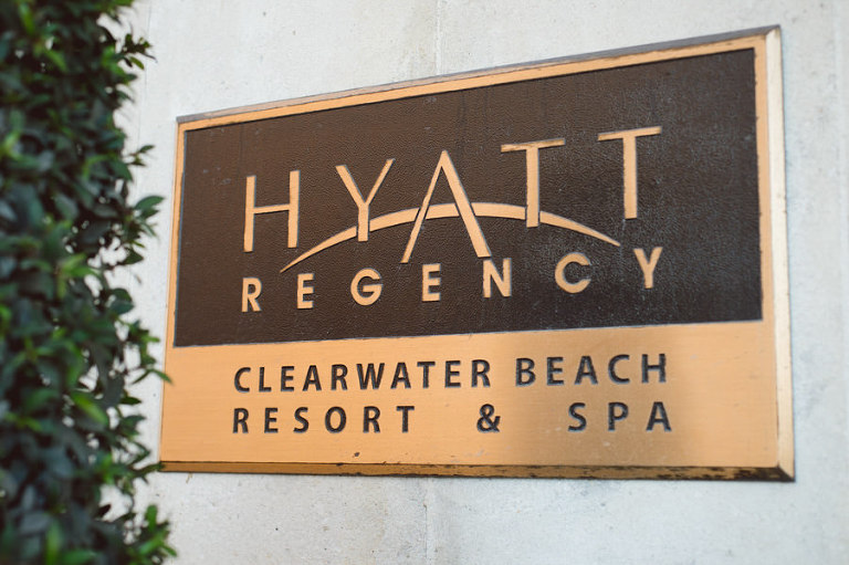 Hyatt Regency Clearwater Beach Wedding Venue