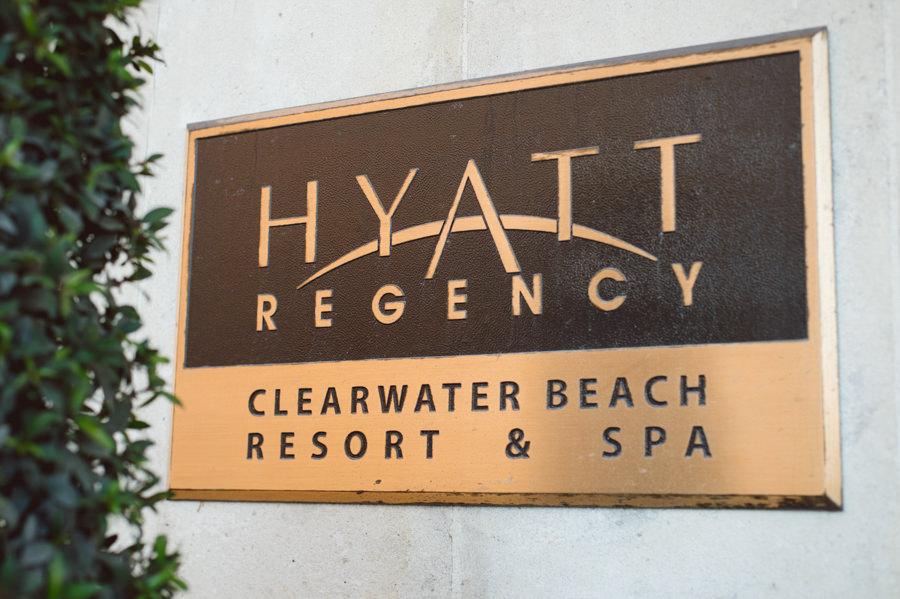 Hyatt Regency Clearwater Beach Wedding Venue