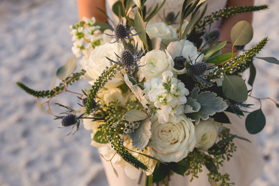Rustic Ivory Roses Peonies And Anemone Flowers With Greenery Bridal Wedding Bouquet St Petersburg Photographer Grind Press Photography
