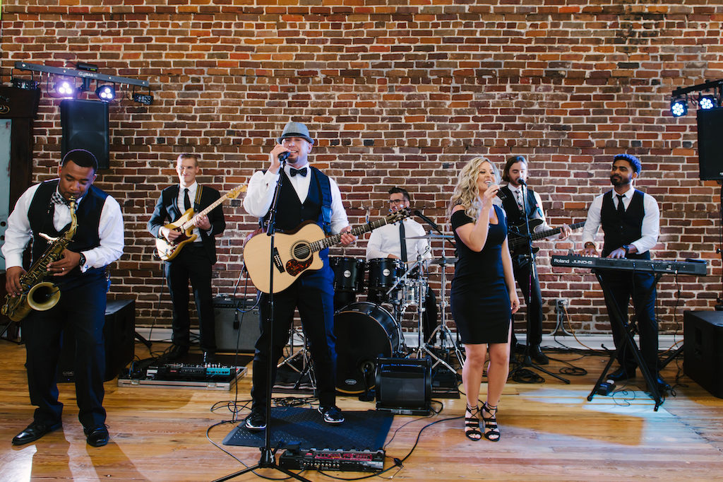 Tampa Bay Wedding Live Band, DJ, Performers and Entertainers | Matt Winter Band