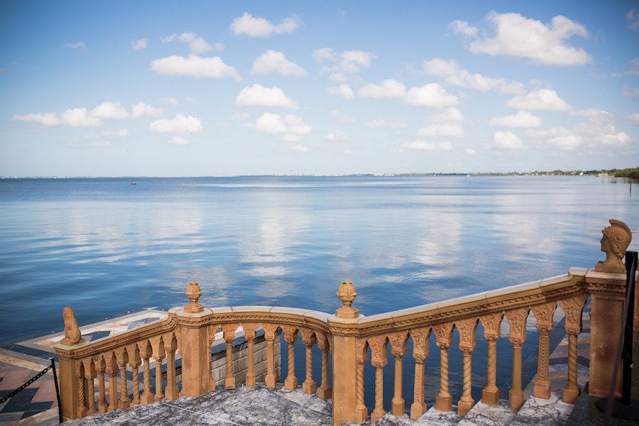 Luxury Waterfront Historic Sarasota Wedding Venue Ca d'Zan Mansion Ringling Museum
