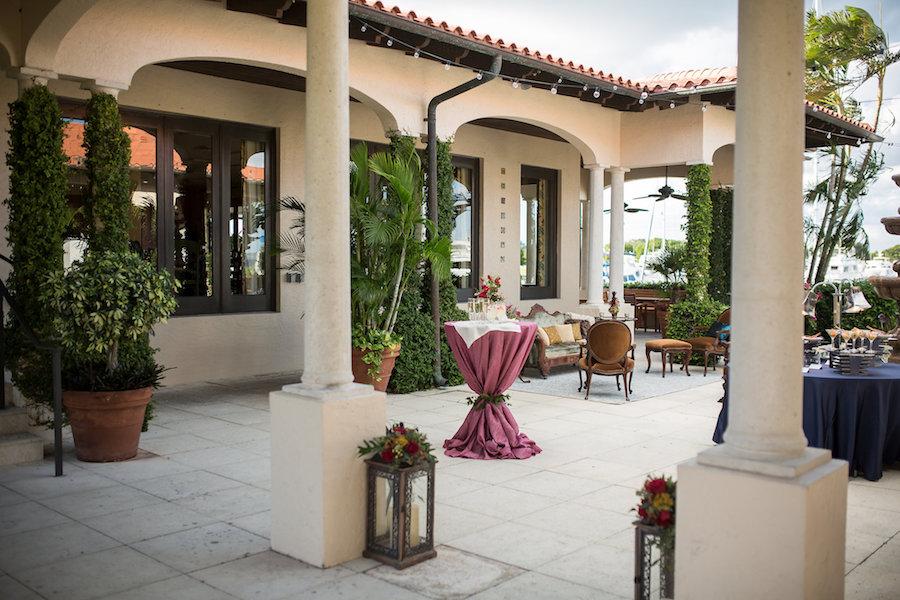 Waterfront Sarasota Wedding Venue Longboat Key Club