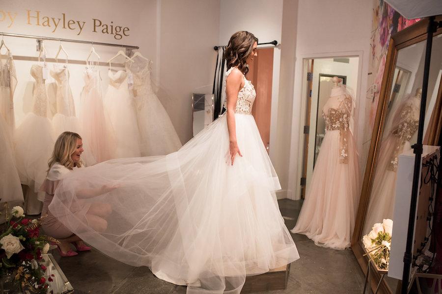 Couture Designer Wedding Dress Salon Blush Bridal Sarasota