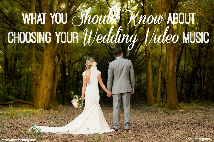 Expert Advice: What You Should Know About Choosing Your Wedding Video Music | Tampa Bay Wedding Videographer and Cinematographer Imagery Wedding Films