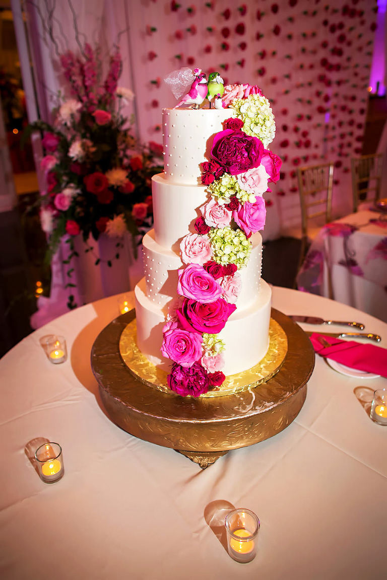 Pink & Green Lilly Pulitzer Inspired Sarasota Wedding | Longboat Key ...
