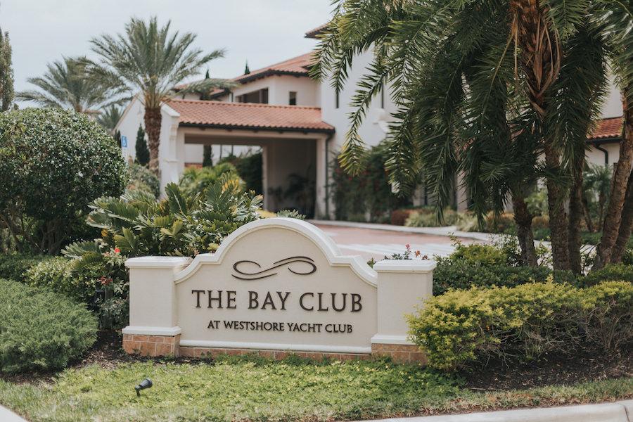 South Tampa Waterfront Wedding Venue | Westshore Yacht Club