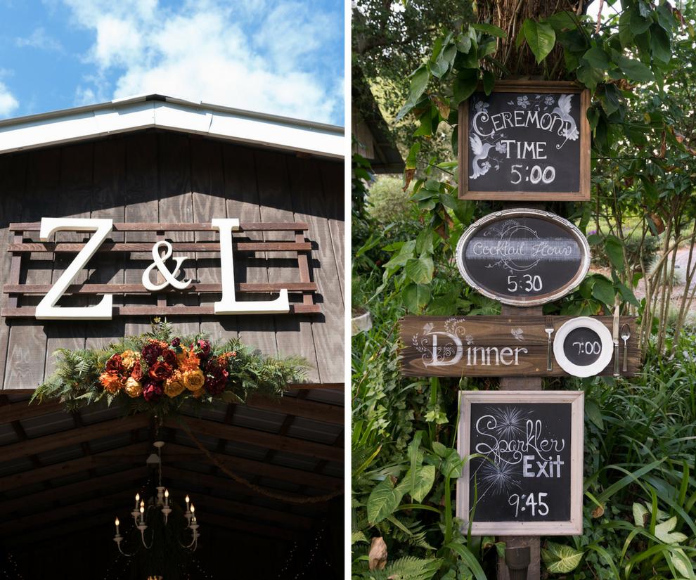 Rustic Tampa Bay Wedding Venue | Cross Creek Ranch | Rustic Wedding Ideas
