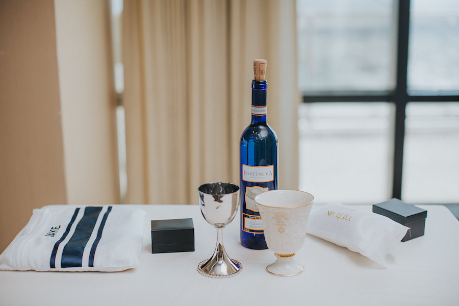 Jewish Wedding Ceremony Traditional Items