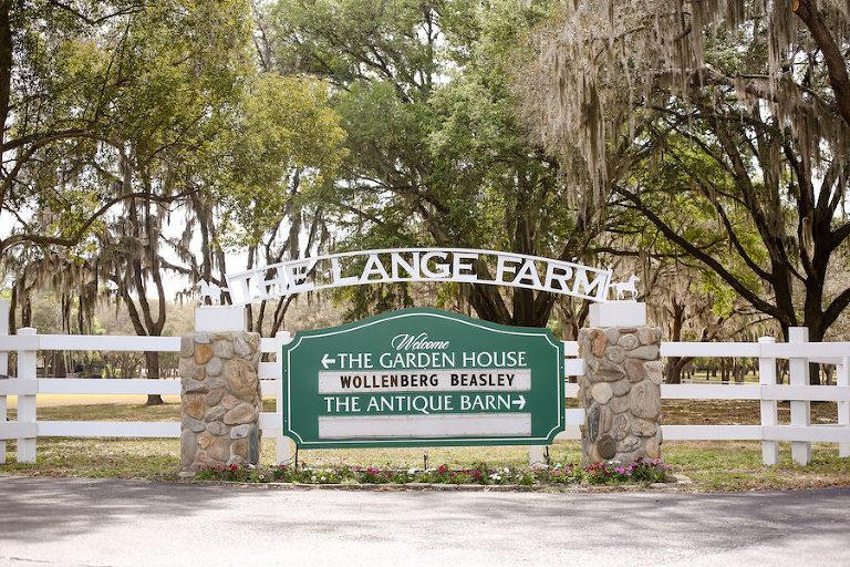 Rustic Tampa Bay Wedding Venue The Lange Farm