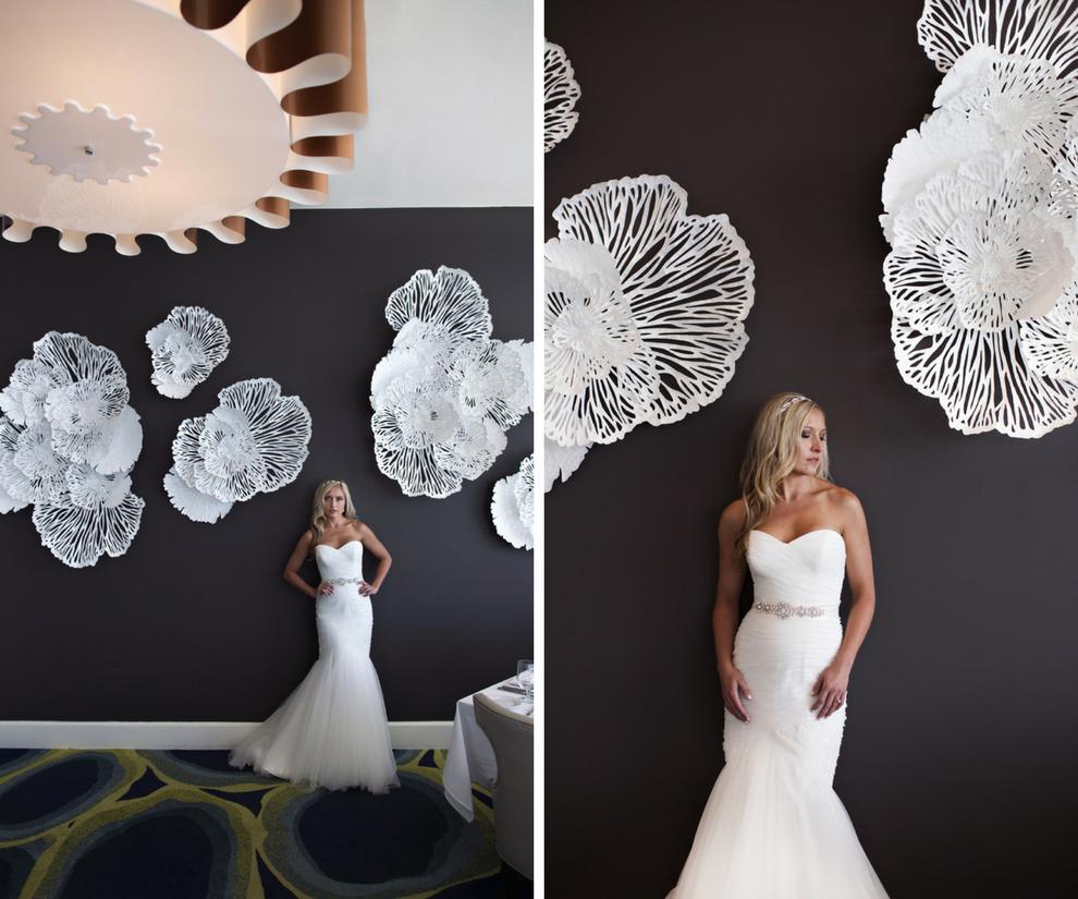 Bridal Portrait | Clearwater Beach Wedding Photographer Djamel Photography
