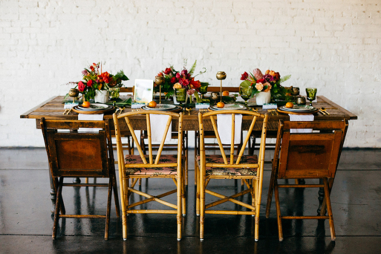 Lakeland Industrial Modern Wedding Venue and Event Space Haus 820
