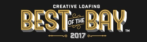 Creative Loafing Best of the Bay 2017