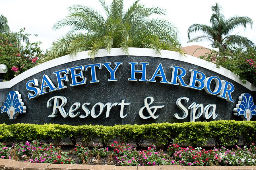 Tampa Bay Wedding Venue Safety Harbor Resort & Spa