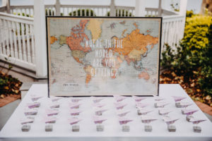 Travel Themed Wedding Ideas And