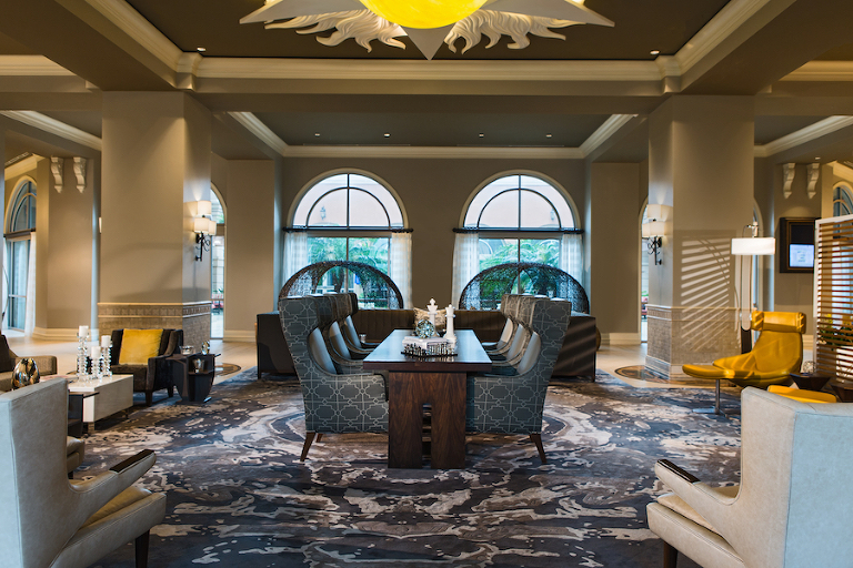 Tampa Bay Wedding Venue Renaissance Tampa International Plaza Hotel