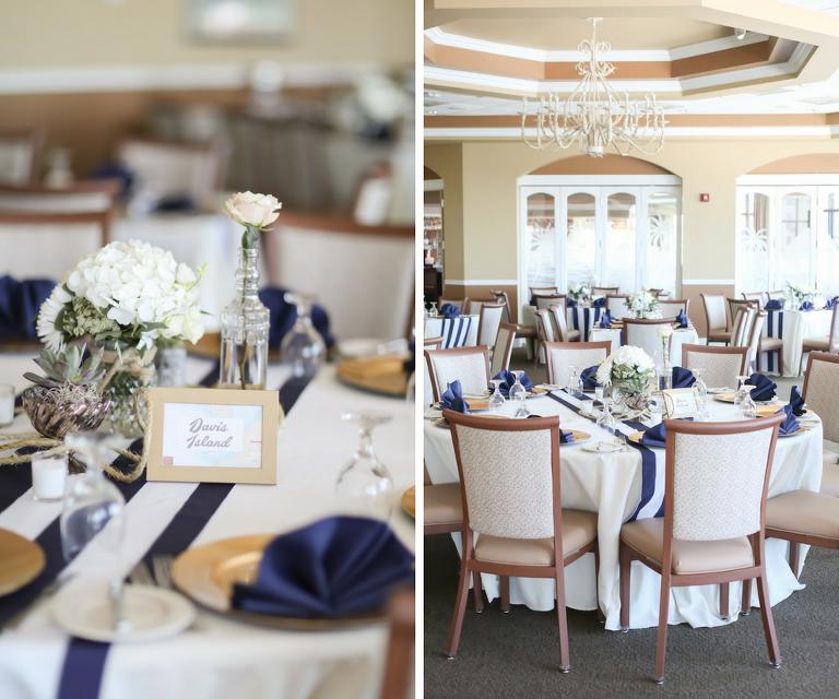 Wedding Yacht Rentals: Waterfront Nautical St. Pete Wedding
