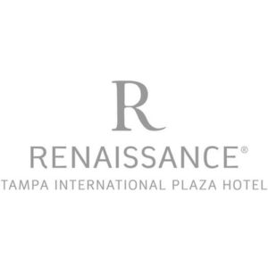 Renaissance Tampa International Plaza Hotel Logo