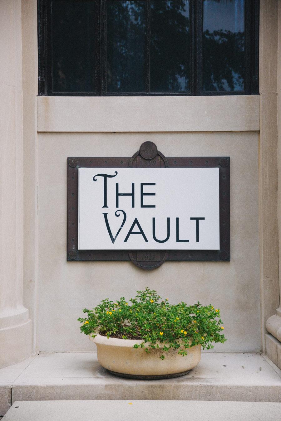 Unique Historic Downtown Tampa Wedding Venue The Vault