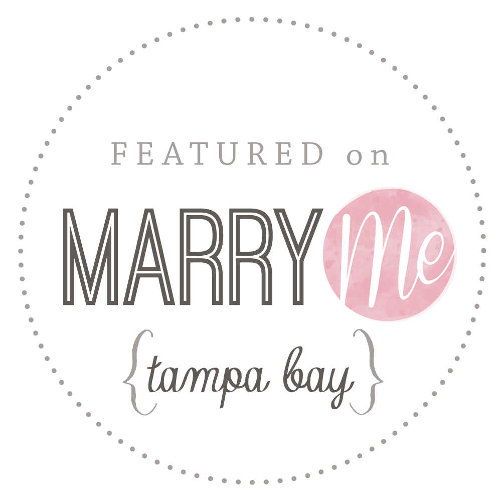 As Seen on Marry Me Tampa Bay