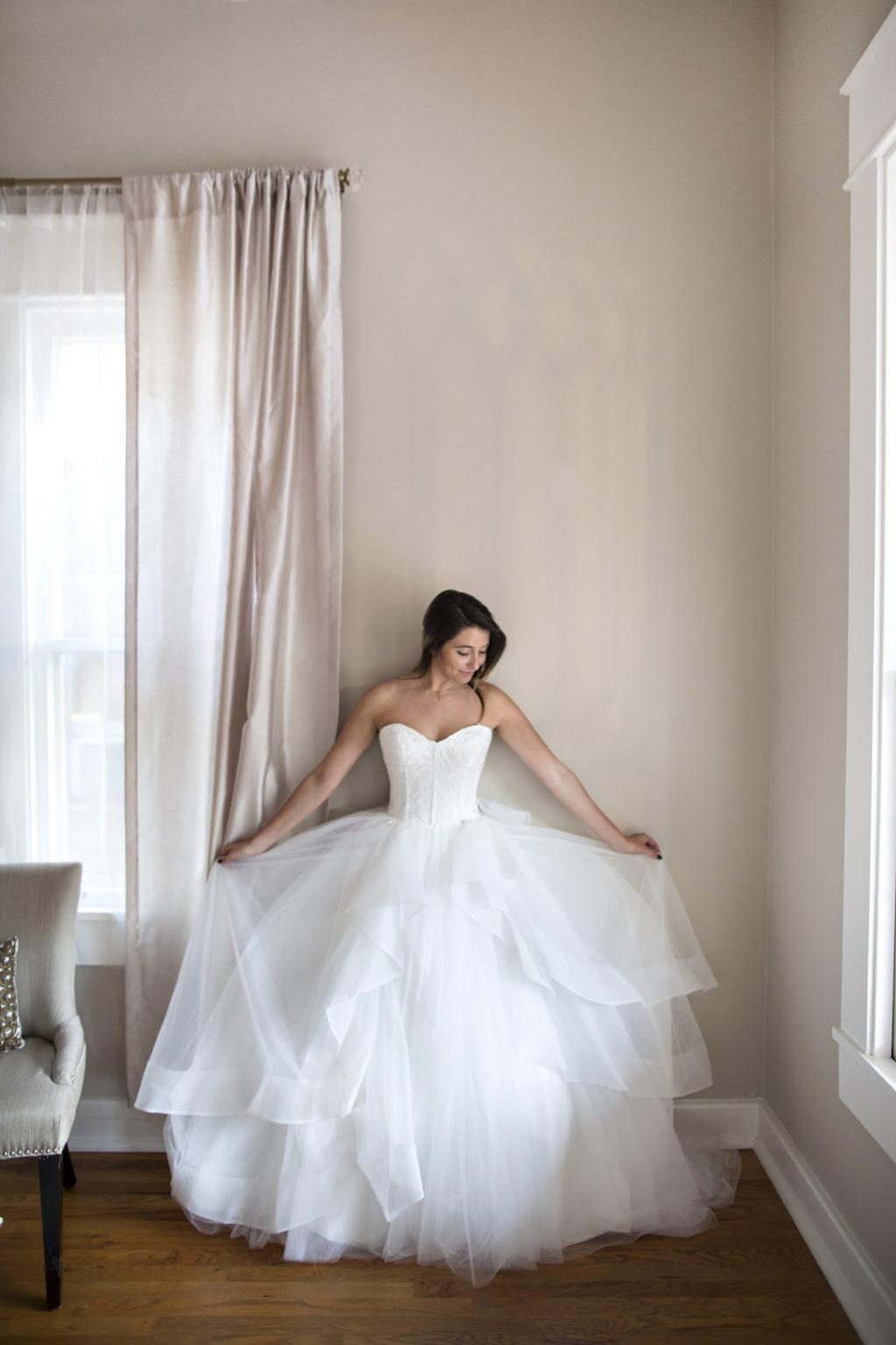 Lis Simon | The Bride Tampa Bridal Shop | Couture Wedding Dress Salon in Ybor City | Wedding & Fashion Photographer Djmael Photography
