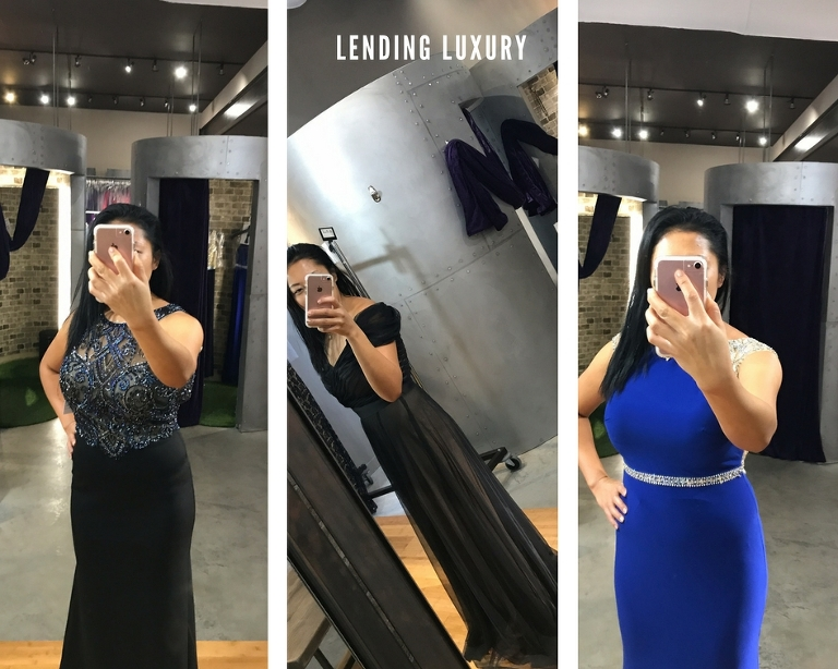South Tampa Wedding/Prom/Holiday Party/Gala Ballgown Dress Rental Shop | Lending Luxury