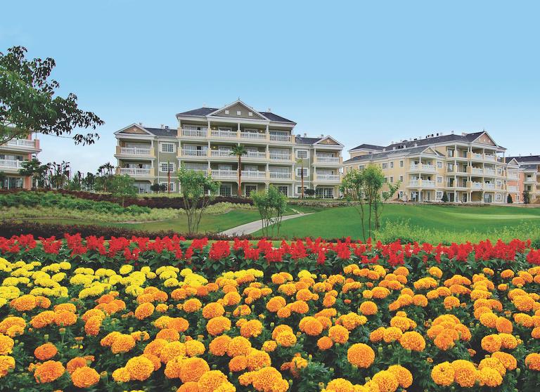 Reunion Resort   Orlando Destination Wedding Venue   Centre Court Ridge Private Villa