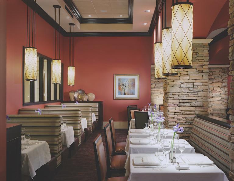 Forte2aReunion Resort   Orlando Destination Wedding Venue   Forte Italian Restaurant