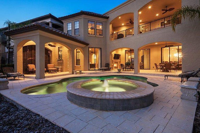 Reunion Resort   Orlando Destination Wedding Venue   Private Home Rental