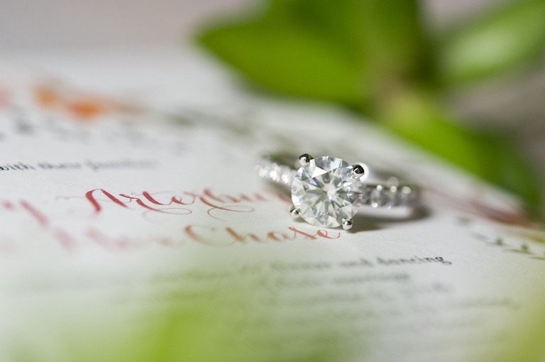 Engagement Ring | Tampa Bay Wedding