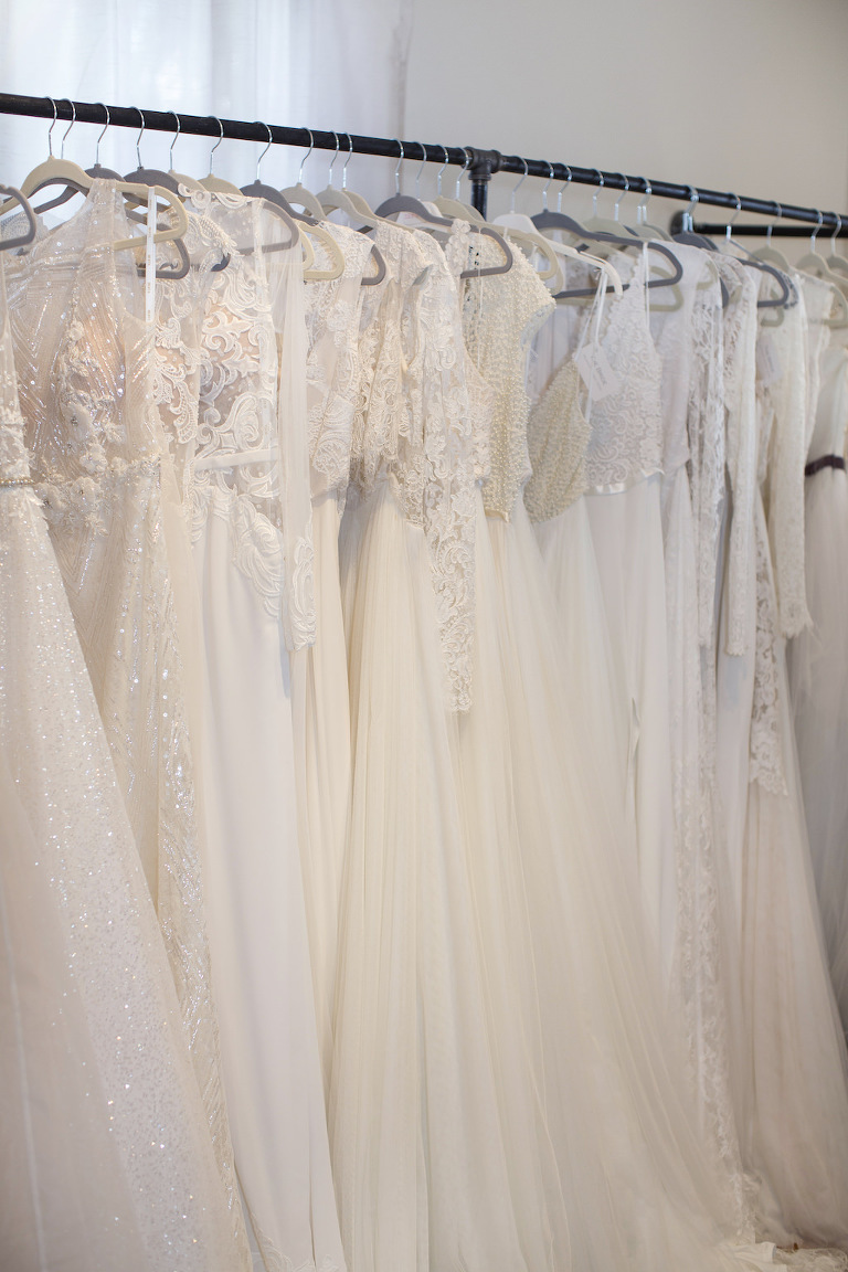 The Bride Tampa Bridal Shop | Couture Wedding Dress Salon in Ybor City