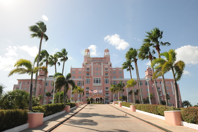 St Pete Beach Fairytale Hotel Wedding Venue The Don Cesar