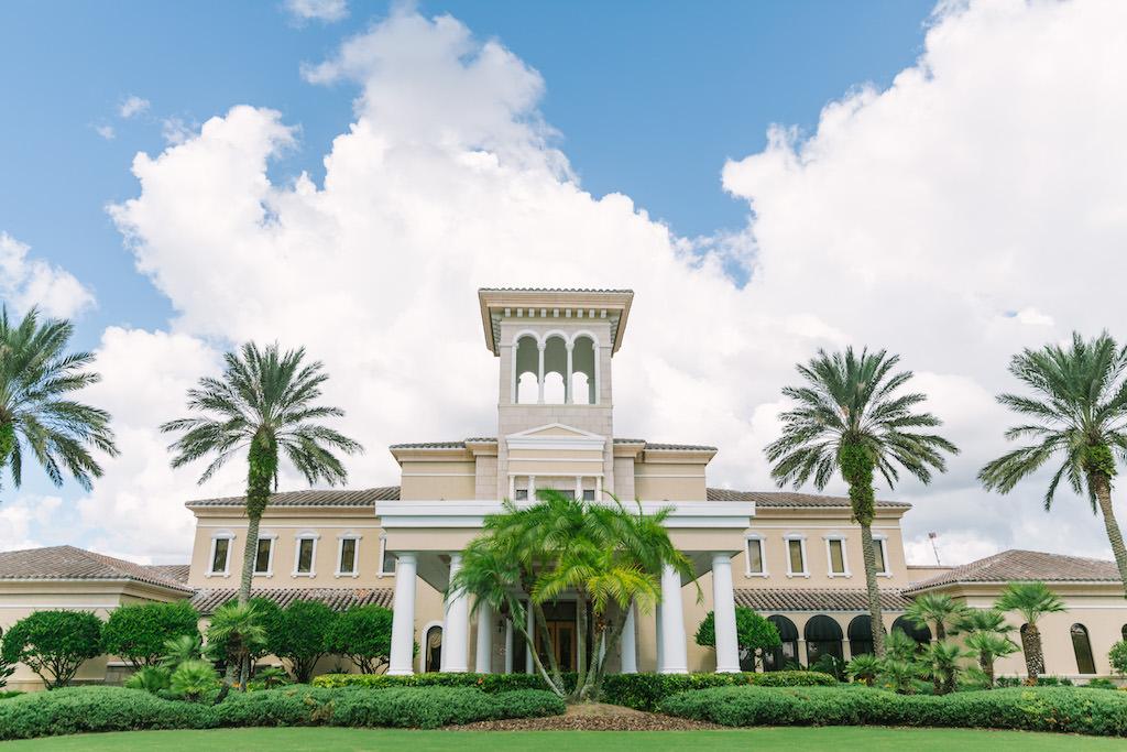 Sarasota Wedding Venue Lakewood Ranch Golf and Country Club