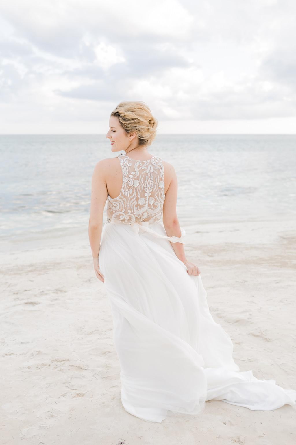 Sandals South Coast Jamaica Destination Caribbean Wedding | Alexis June Weddings