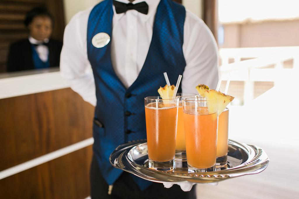 Sandals Montego Bay Jamaica Overwater Bungalow Butler Service Destination Caribbean Wedding and Honeymoon | Alexis June Weddings