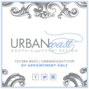 URBANcoast Tampa Bay Wedding Invitation Paper Goods Designers