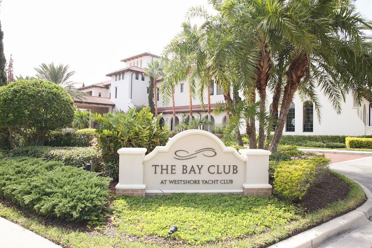 Tampa Bay Wedding Venue Westshore Yacht Club