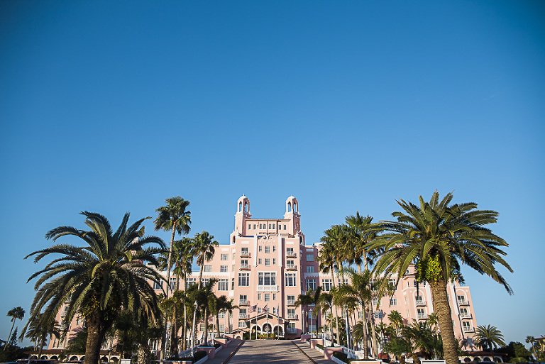 St Pete Beach Historic Waterfront Hotel Wedding Venue The Don CeSar