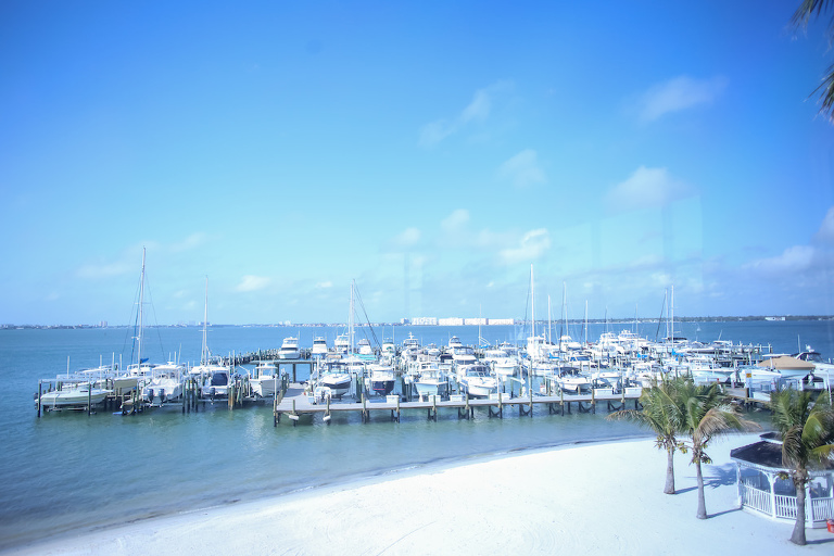 St. Petersburg Waterfront Wedding Venue with Private Beach Isla Del Sol Yacht and Country Club