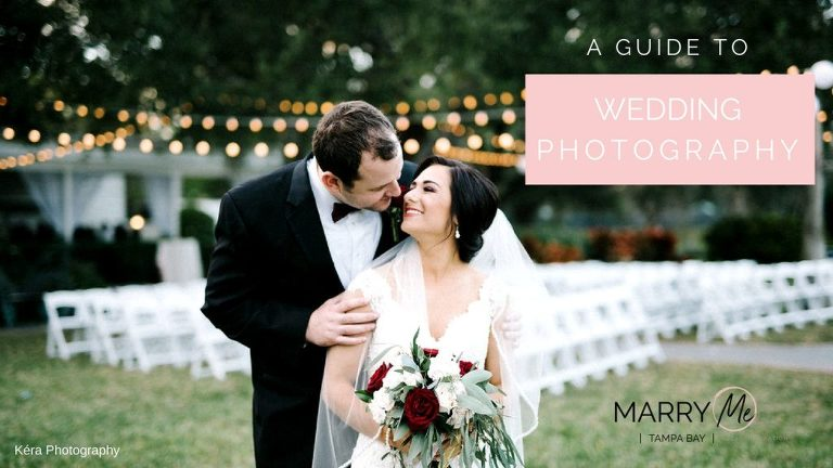 Expert Advice A Guide to Tampa Bay Wedding Photography