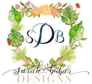 Custom Tampa Bay Wedding Invitations and Stationery   Sarah Bubar Designs