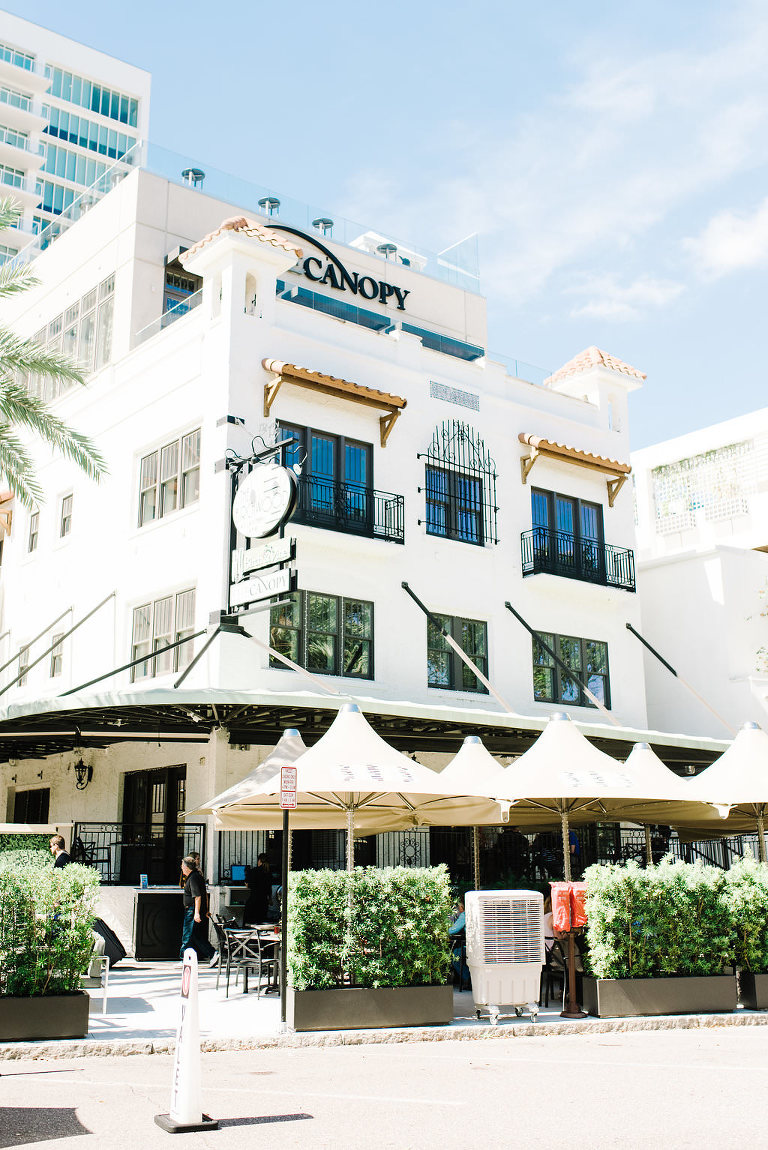 Downtown St Pete Historic Boutique Hotel Wedding Venue The BIrchwood