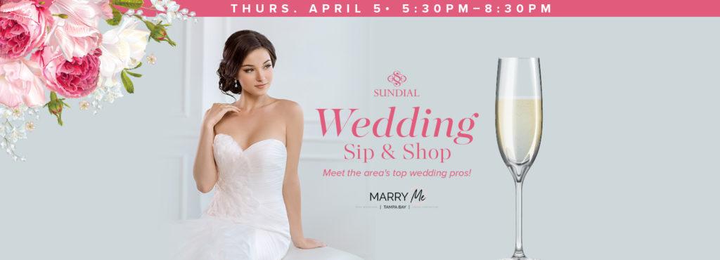 Downtown St. Pete Sundial Bridal Wedding Show