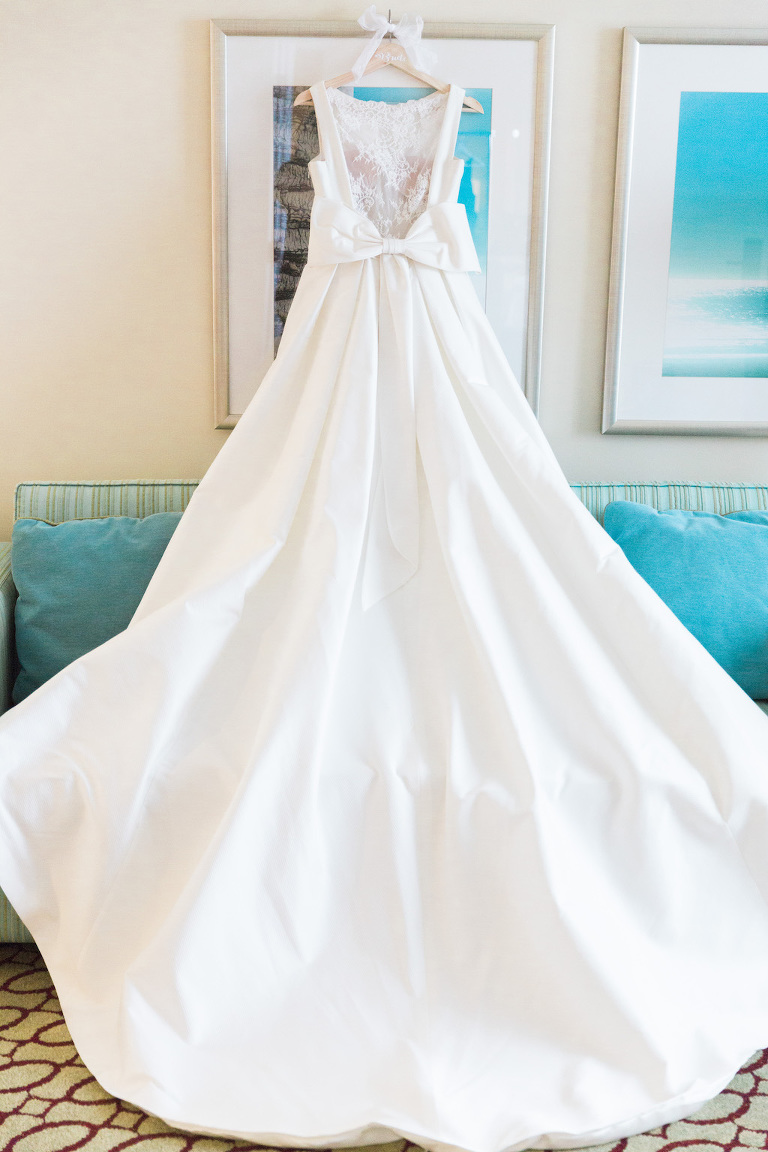 Rosa Clara A Line Wedding Dress on Hanger